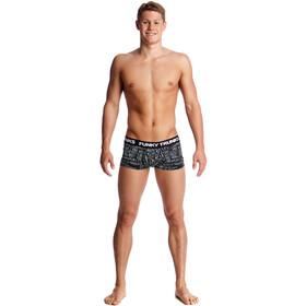 Funky Trunks Underwear Boxer de bain Homme, stud muffin